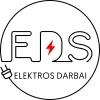 Elektros darbų servisas, UAB logotipas