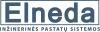 """UAB """"Elneda"""" logotype"""