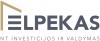 """UAB """"Elpekas"""" логотип"""