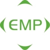 EMP recycling, UAB logotype