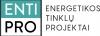 Energetikos tinklų projektai, UAB logotipas