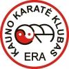 Kauno karatė klubas ERA, asociacija logotype