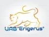 Erigerus, UAB logotipas