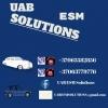 ESM SOLUTIONS, UAB logotyp