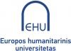 Europos humanitarinis universitetas, VšĮ логотип