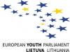 Europos jaunimo parlamentas Lietuvoje logotipas