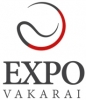 Expo vakarai, UAB logotipas