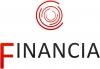 """UAB """"Financia"""" logotipas"""