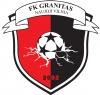 """Futbolo klubas """"Granitas"""", VŠĮ logotipas"""