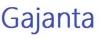 Gajanta, UAB logotipas