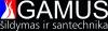 Gamus, UAB логотип