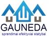Gauneda, UAB логотип