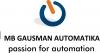 Gausman automatika, MB logotype