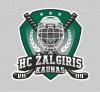 """VšĮ Kauno ledo ritulio akademija """"HC Žalgiris"""" Logo"""
