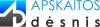 """UAB """"Apskaitos dėsnis"""" logotipas"""