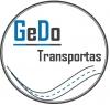 Gedo transportas, MB логотип