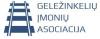 Geležinkelių įmonių asociacija logotipas