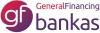 GF bankas, UAB logotipas