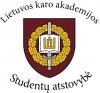 Generolo Jono Žemaičio Lietuvos karo akademijos Studentų atstovybė logotipas