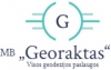 "MB ""Georaktas"" logotipas"