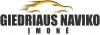 Giedriaus Naviko Įmonė logotipas