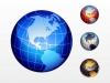 Globalus dangus, UAB logotipas