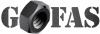 Gofas, UAB logotipas