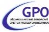 UAB GPO logotipas