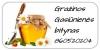 Gražinos Gasiūnienės bitynas logotipas