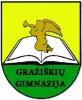 Vilkaviškio r. Gražiškių gimnazija logotipas