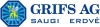 Grifs AG, UAB logotipas