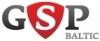 """UAB """"GSP Baltic"""" logotipas"""