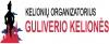 """UAB """"Guliverio kelionės"""" Vilniaus filialas logotipas"""