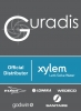 Guradis, UAB logotipas
