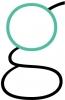 """I. Į. """"Guvus"""" logotipas"""