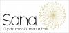 "Gydomasis masažas ""Sana"", MB logotype"