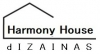 Harmony House dizainas, UAB logotipas