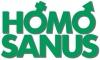 Homo sanus, UAB logotipas
