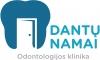 """UAB """"Dantų namai"""" logotipas"""