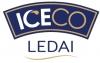 ICECO ledai, UAB logotipas