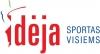 Idėja sporto klubas logotipas