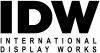 IDW, UAB логотип
