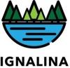 Ignalinos rajono turizmo informacijos centras logotipas