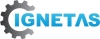 Ignetas, UAB логотип