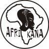 """IĮ """"Afrikana"""" logotipas"""