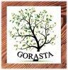 "IĮ ""Gorasta"" logotipas"