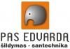 Pas Edvardą, IĮ logotype
