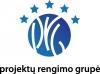 Projektų rengimo grupė, UAB logotype