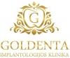 "Implantologijos klinika ""Goldenta"", UAB logotyp"