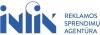 Infiksas, UAB logotipas